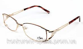 Имиджевые женские очки овальные Caili 808