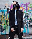 Модная мужская мантия с качественным принтом, фото 3