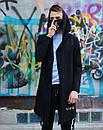 Модная мужская мантия с качественным принтом, фото 5