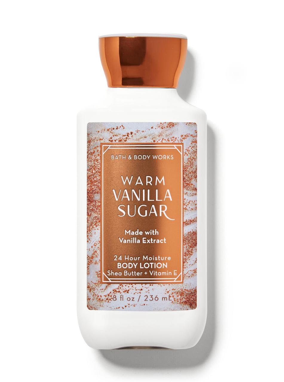 Лосьон для тела Bath&Body Works Warm Vanilla Sugar Body Lotion 236 мл