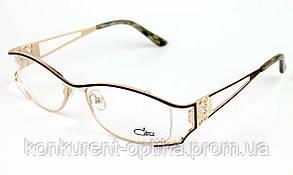 Имиджевые женские очки овальные Caili 825
