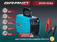 Пуско-зарядний пристрій Grand ИПЗУ-520А
