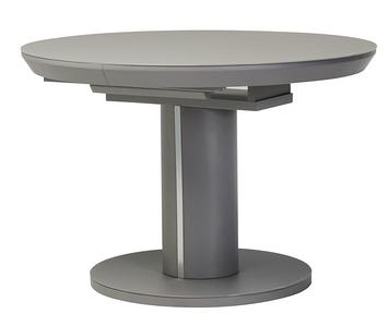 Стол раскладной ТМL-519 Серый (110-150*110*76(Н) TM Vetro Mebel