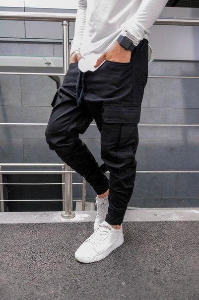 Мужские штаны Карго Asos, два цвета