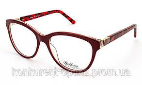 Имиджевые женские очки овальные Bellessa 7520