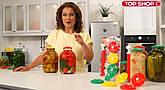 Вакуумные крышки,Набор системы вакуума для консервирования продуктов, фото 3