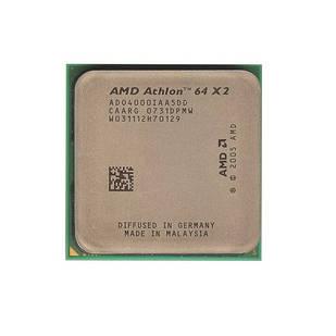 Процессор AMD Athlon 64 X2 4000+, 2 ядра, 2.1ГГц, AM2