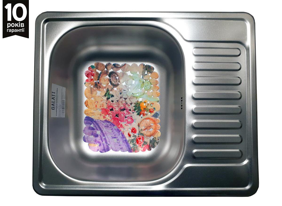 Кухонная мойка Galati Sims Textura