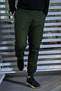 Штаны карго хаки от Intruder, фото 4