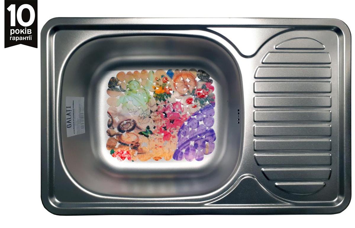 Кухонная мойка Galati Mirela Textura