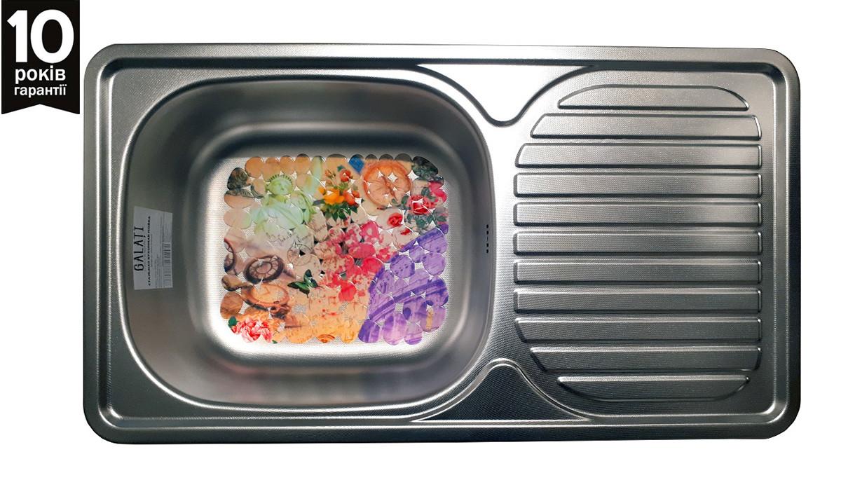 Кухонная мойка Galati Anka Textura