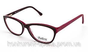 Имиджевые женские очки овальные Bellessa 7894