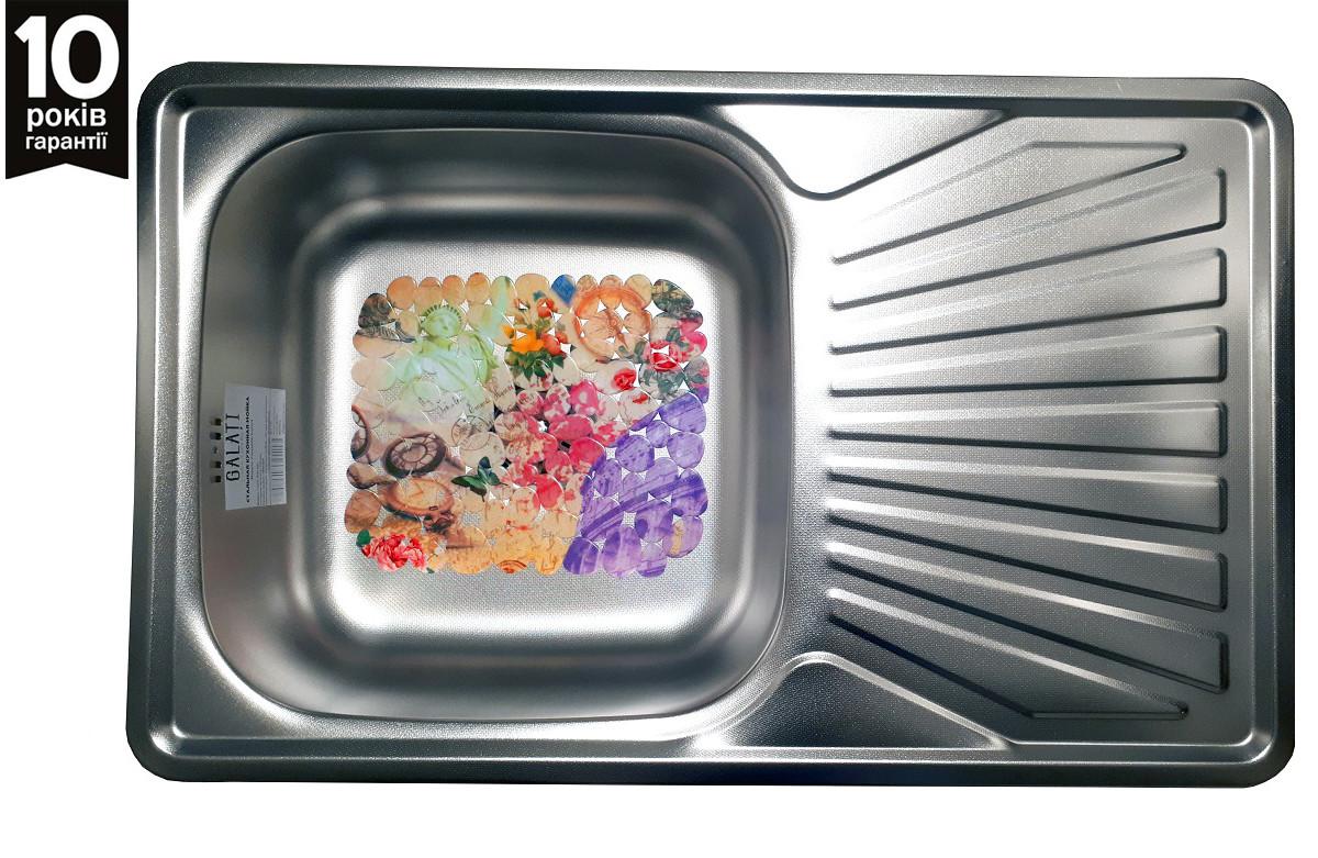 Кухонная мойка Galati Constanta Textura