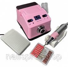 Фрезер для маникюра  ZS - 718 розовый