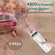 Автомобильный пылесос Grikey Mini (2500mAh, 75W, USB), фото 3