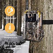 APP / 4G фотоловушка HC900LTE-Live (30Mp, Облако, Онлайн видео), фото 6