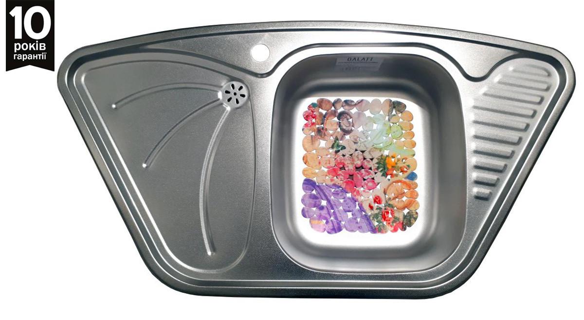 Кухонная мойка Galati Meduza Nova Textura