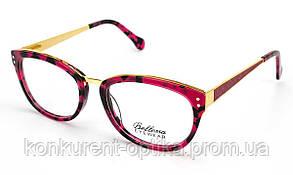 Имиджевые женские очки овальные Bellessa 7895-C4
