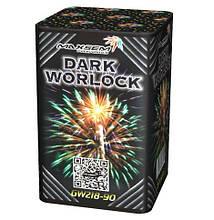 """Салютні установки 9 пострілів """"Dark Red Worlock"""" GW 218-90"""
