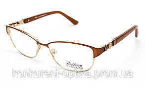Имиджевые женские очки овальные Bellessa 71527