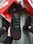 Чоловічі кросівки Nike Air Jordan LeBron 16 (чорно-червоні) 482TP спортивне взуття для баскетболу, фото 5