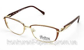 Имиджевые женские очки овальные Bellessa 71532