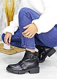 Жіночі зимові чоботи натуральна шкіра, фото 3