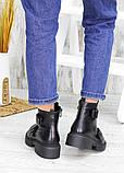 Жіночі зимові чоботи натуральна шкіра, фото 4