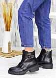 Жіночі зимові чоботи натуральна шкіра, фото 2