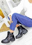 Жіночі зимові чоботи натуральна шкіра, фото 5