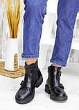 Жіночі зимові чоботи натуральна шкіра, фото 6