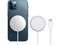 Беспроводная зарядка Apple MagSafe Charger для Iphone 12 / 12 pro