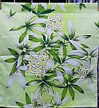 Наволочки из полиэстера 60 х 60 Зеленая лилия, фото 2