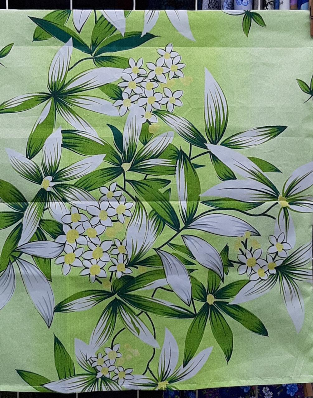 Наволочки из полиэстера 60 х 60 Зеленая лилия