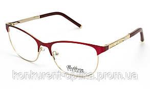 Имиджевые женские очки овальные Bellessa 71540
