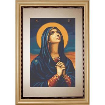 Наборы для вышивания крестом Luca S Религия Икона Божьей Матери