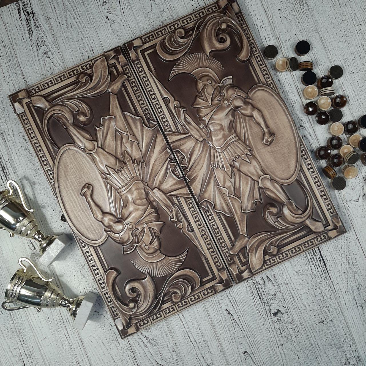 Нарды деревянные ручной работы, оригинальный подарок