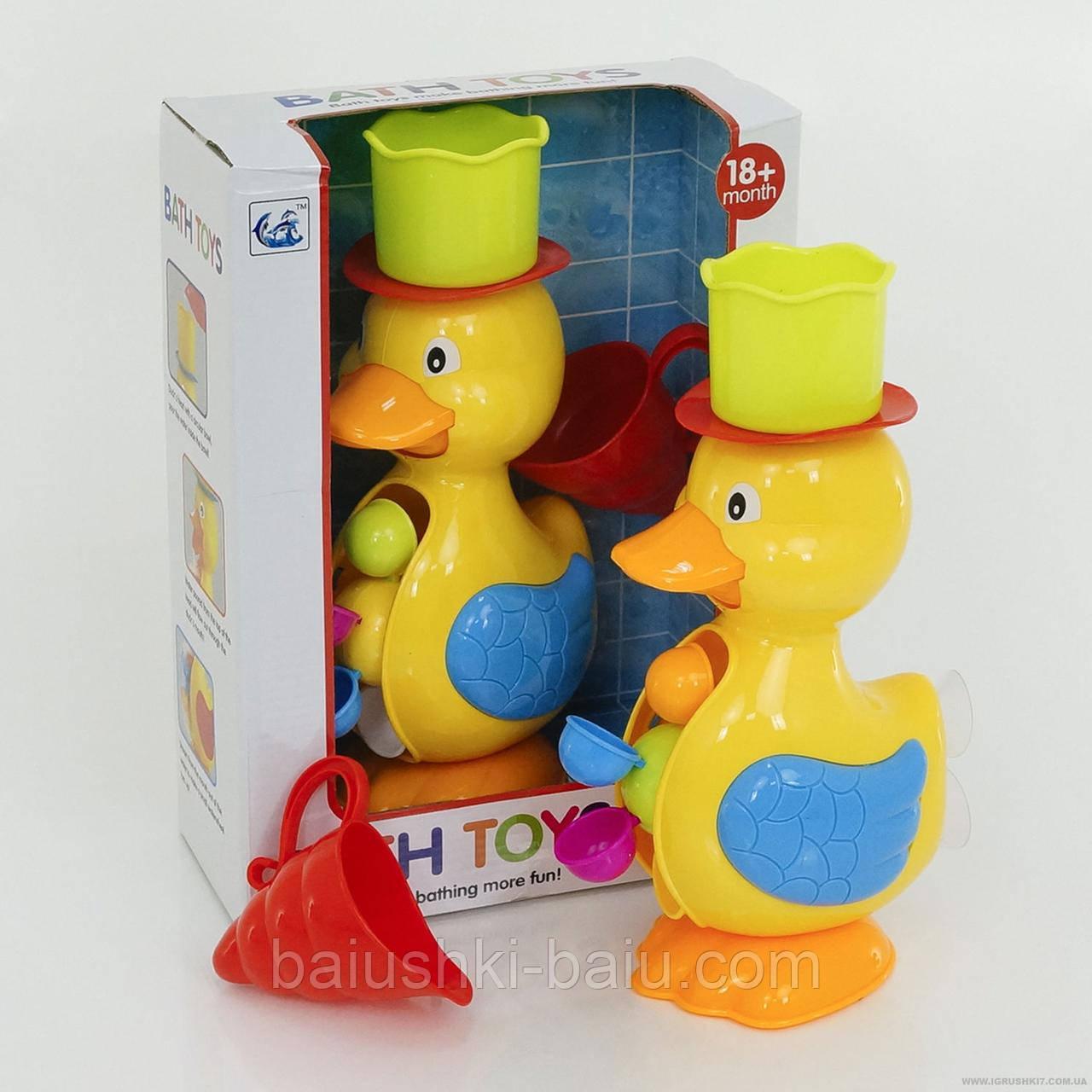 """Іграшка для ванної - Водоспад """"Каченя"""", в коробці"""