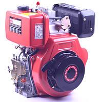 Двигатель дизельный ТАТА186F (9,0 л.с., вал под шлицы Ø25 mm, L=36.5mm)