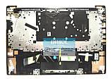 Оригинальная клавиатура для ноутбука Lenovo IdeaPad 530S-14, 530S-14ARR series, ru, grey, подсветка, фото 2