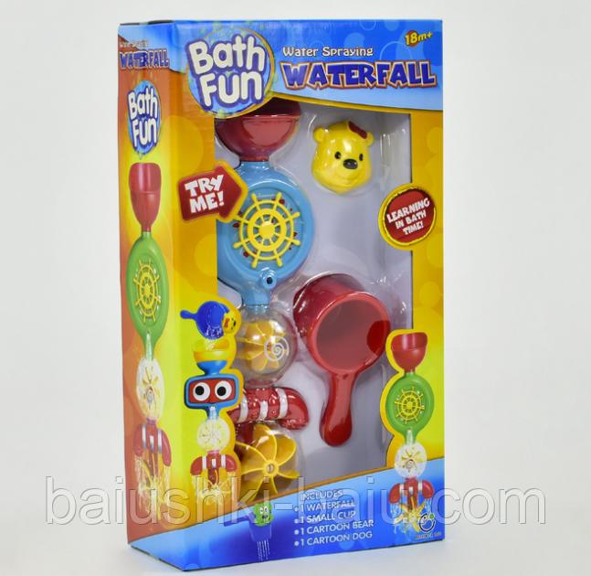 """Іграшка для ванної """"Водоспад"""", на присоску, в коробці"""