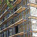 Строительные рамные леса комплектация  2 х 6 (м), фото 5