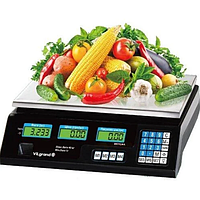 Весы торговые Nokasonik 4V на 40 кг.