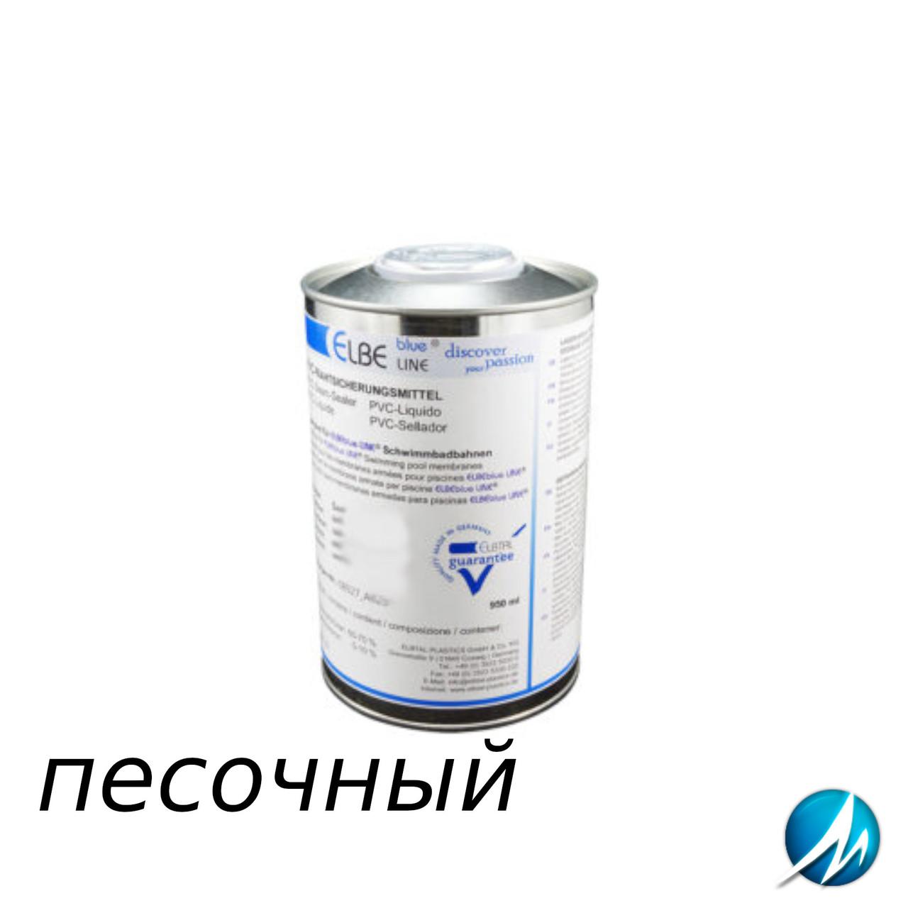 Жидкий ПВХ-герметик для швов Elbtal Plastics SUPRA sand песок, цвет 153