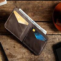 Шкіряні гаманці handmade