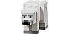 "Конструктор майнкрафт  BELA Minecraft ""Иглу"" 284 детали, фото 7"