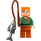 "Конструктор майнкрафт  BELA Minecraft ""Иглу"" 284 детали, фото 5"