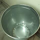 Ферментер 200 л з плоским дном, фото 3