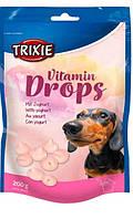 Ласощі для собак Trixie DENTA fun для чищення зубів м'ята 80 гр