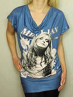 Женская футболка GZ 90331/1  жіноча футболка, фото 1